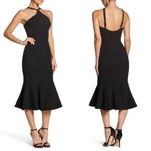 Dress the Population Dresses - Dress the Population Tessa Crepe Mermaid Dress